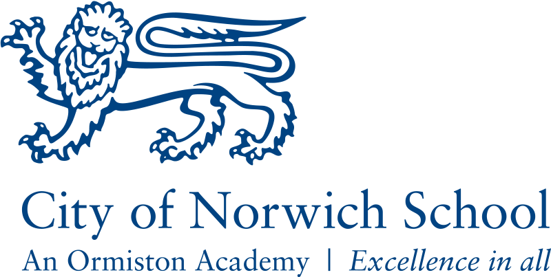 City of Norwich School logo