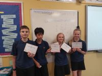 UKMT Junior Maths Challenge Champions