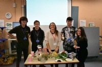 Sixth Form students explore the colours of the rainbow