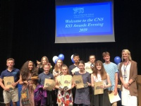 Key Stage 3 Awards Evening