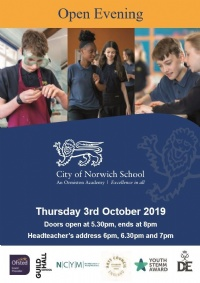 Main School Open Evening