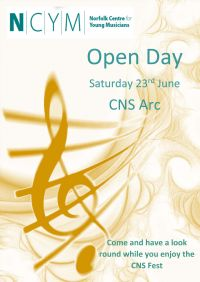 NCYM Open Day