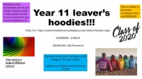 Hoodie/Yearbook collection