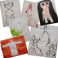 Students benefit from Fashion Illustration workshop