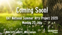 OAT Summer Arts Challenge