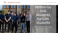 CNS launches new student Blog